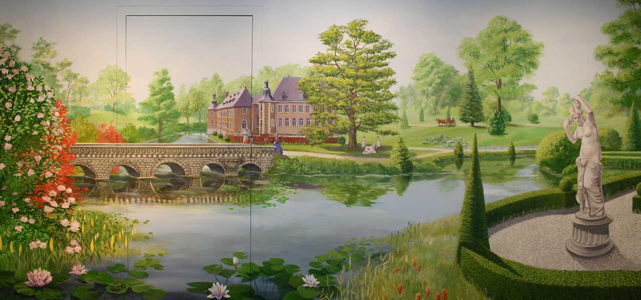 Home   Illusions Und Fassadenmalerei   Wandmalerei